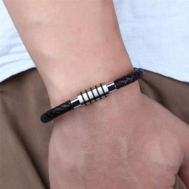 Новый Классический женский браслет janeyacy черный стильный