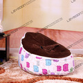 FREE SHIPPING baby bean bag cover with 2pcs coffee up cover baby bean bag chair baby seat cover kid's lazy chair