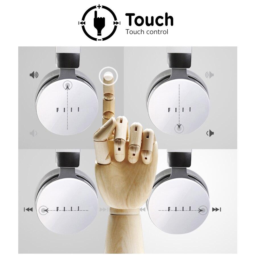 FIIL CANVIIS casque Bluetooth 4.1 HiFi actif suppression de bruit casque haute qualité nouveau écouteur pour casque de mélomane - 2