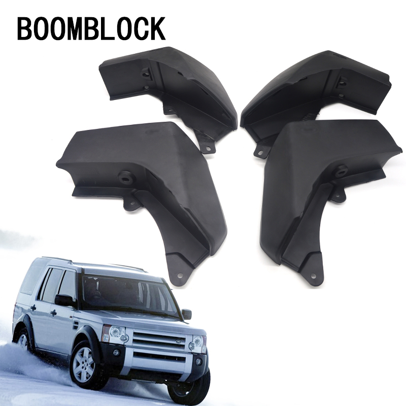 4pc Car Front Rear Mud Flaps Mud Flap Mudguards Fender For