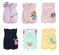 Baby Rompers Kid Jumpsuit Summer  Baby Boy Romper Girls Clothing Set Short Sleeve Vestidos Meninas Roupas Bebes Baby Rompers