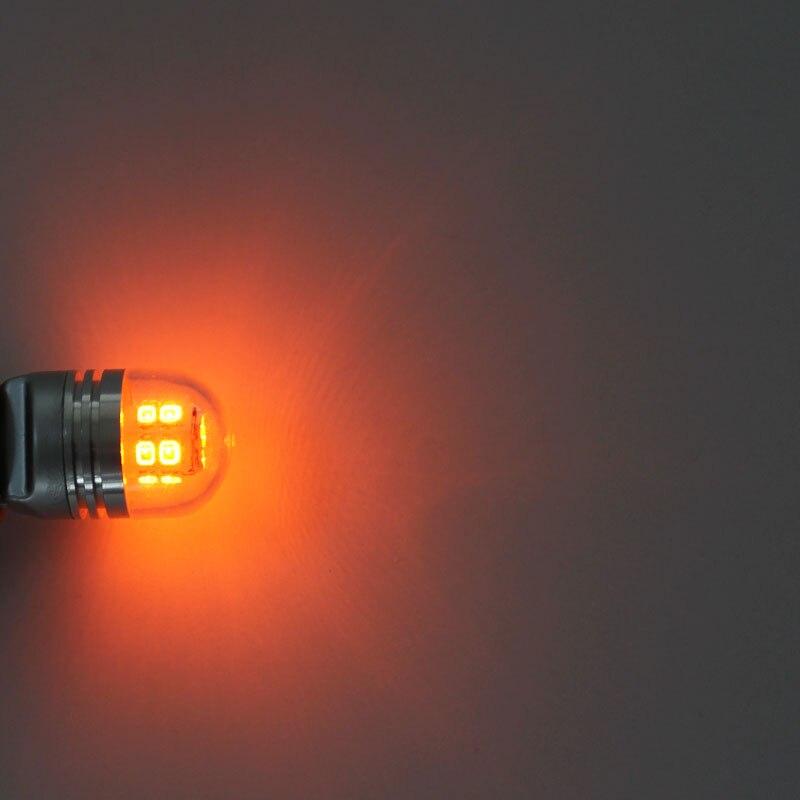 T20 7440 Avtomatik LED tərs işıqlar Əyləc işıqları LED siqnal - Avtomobil işıqları - Fotoqrafiya 4