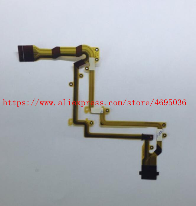 NEW LCD Flex Cable For Panasonic HDC-TM90 TM90 SD80 HS90 HS80 Video Camera Repair Part