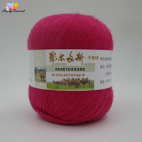 Best Quality 100 Mongolian Cashmere Hand Knitted Cashmere Yarn Wool Cashmere Knitting Yarn Ball Scarf Wool
