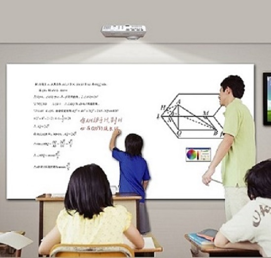 TOP High Quality Smart Office White Board Portable Finger Touch Interactive Whiteboard For Conference Or Home Theater