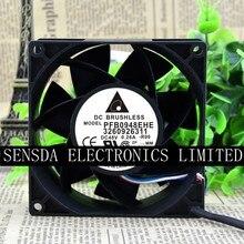 Ventilador inversor para delta PFB0948EHE -R00 3260926311 RD Alaram DC 48V 0.26A, 7000RPM, 9038, 9cm, 90*90*38mm