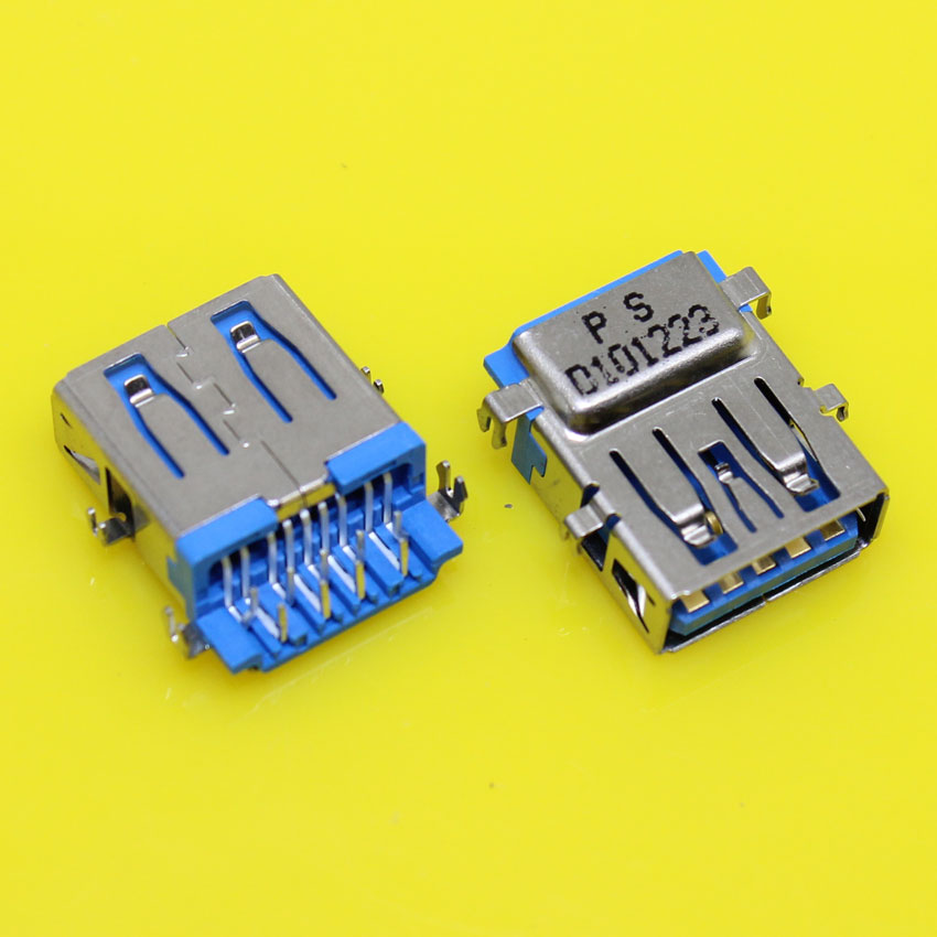 US 123 9 Pin USB Port / USB3.0 Jack / USB Connector For Acer Asus Lenovo Hp Samsung Toshiba Etc Laptop