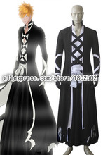 Custom Made Bleach Kurosaki ichigo Cosplay Costume for adult