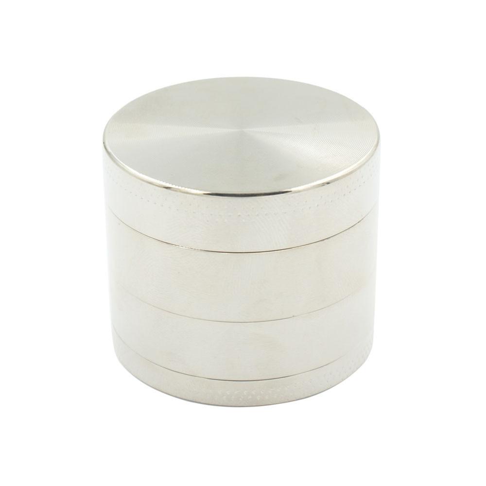 New 4-layer Aluminum Tobacco Grinder Herbal Herb Tobacco Grinder  for weed  metal smoke grinders   D320
