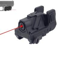 Micro Red Dot Green Dot Pistol Laser Subcompact Tactical Gun Green Laser Sight Red Laser Sight Scope