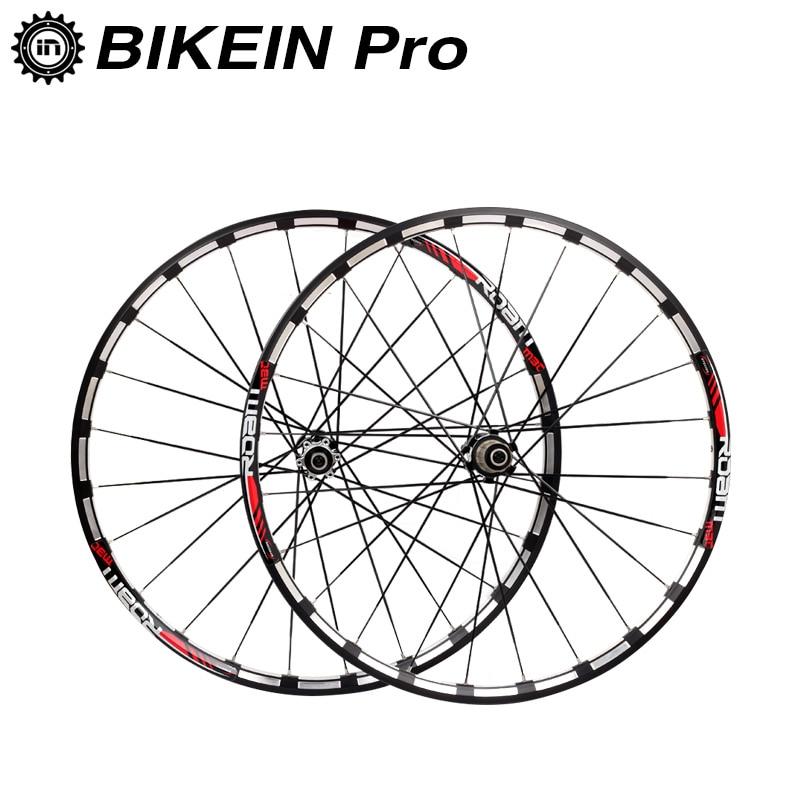 BIKEIN Mountain Bike 120 Sound 2/5 Bearings Japan Carbon Hub Wheels Cycling MTB 26/27.5