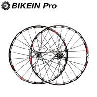 Bikein горный велосипед 120 звук 2/5 Подшипники Японии углерода концентратор Колёса Велоспорт MTB 26/27. 5 дисковый тормоз обод Колёса et Запчасти для