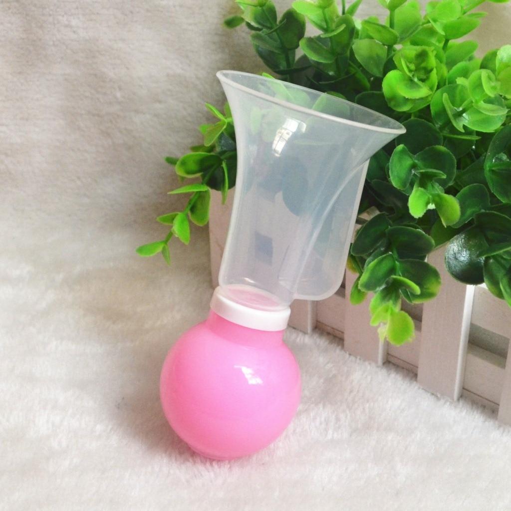 Simple Manual Milk Sucker Breast Pump Suction Large Extruded Breast Milk Pump Maternity Breastfeeding Breast Pump Accessories
