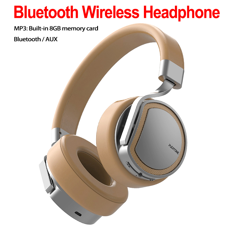 Active Noise Cancelling Wireless Headphones Bluetooth Headset With Super HiFi Deep Bass 30H Playtime For Travel Work