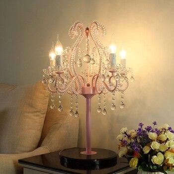Lampes de Table traditionnelles décorations de mariage élégance et grâce des lampes de Table classiques pour la décoration de Table de mariage de salon