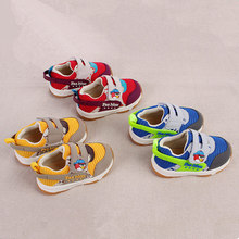 Children Casual Shoes Girls Boys Shoes New Brand Kids Leather Sneakers Sport Shoes Fashion Casual Children Breathable Sneakers