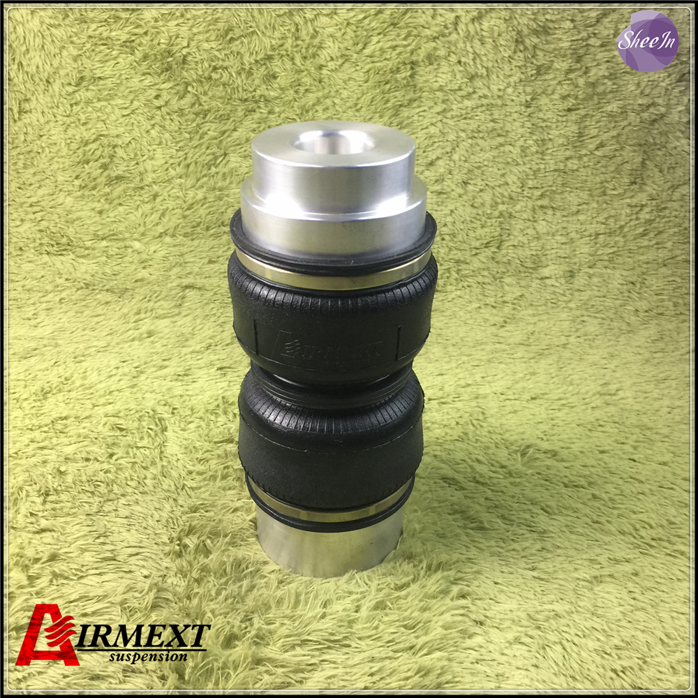 C class W205 rear air suspension airspring Double convolute rubber shock absorber/pneumatic parts/air suspension airlift5814 sn142156bl2 dt m50 2 fit d2 coilover m50 2 double convolute air spring pneumatic rubber air suspension air bellow