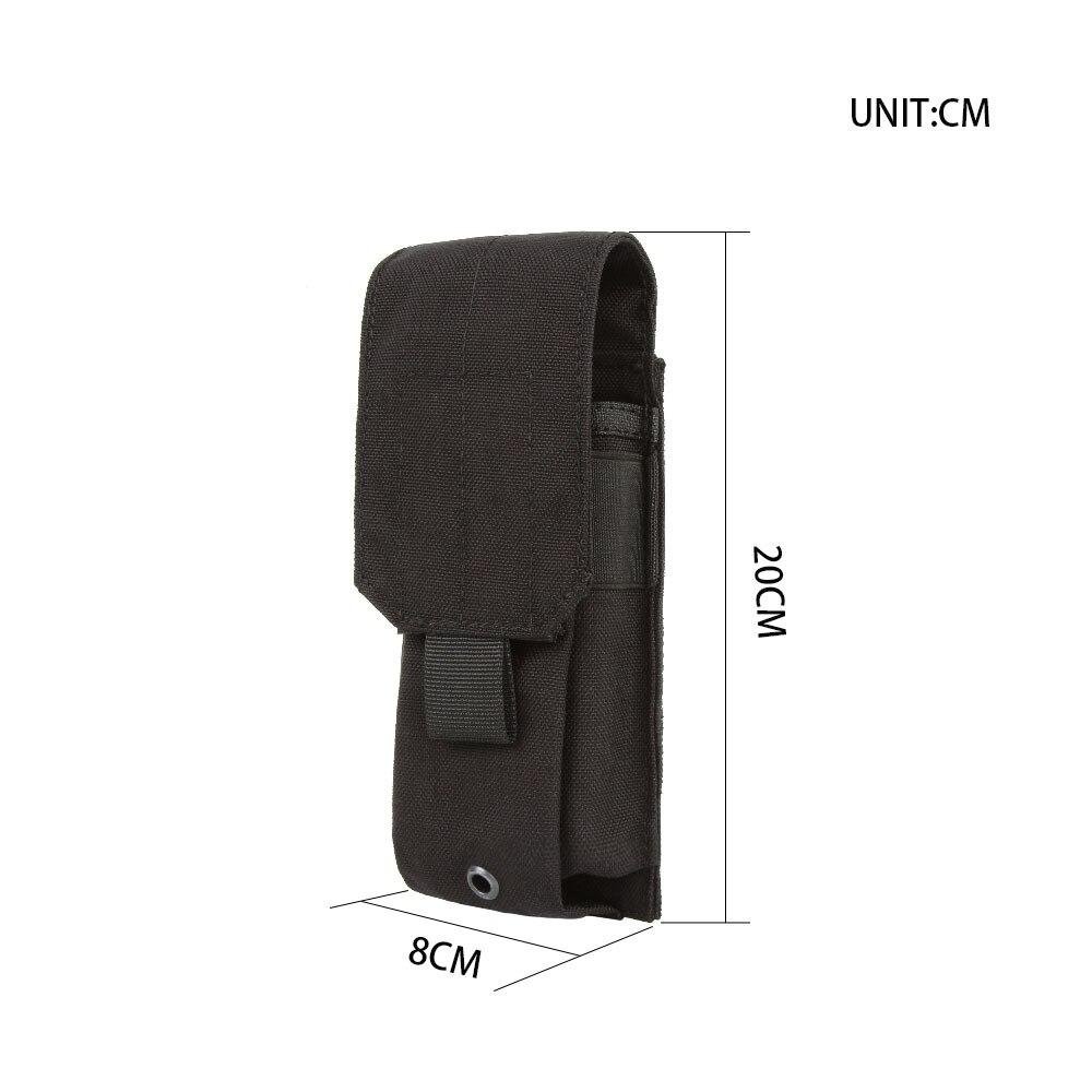 EXCELLENT ELITE SPANKER Tactical Single Stacker M4 Magazine Pouch - Որս - Լուսանկար 2