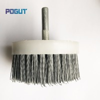 DuPont Nylon Abrasive Drill Brush For Cleaning Stone Mable Ceramic Tile Wooden Floor Plastic Thick Carpet