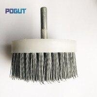 DuPont Nylon Abrasive Drill Brush For Cleaning Stone Mable Ceramic Tile Wooden Floor Plastic Thick Carpet