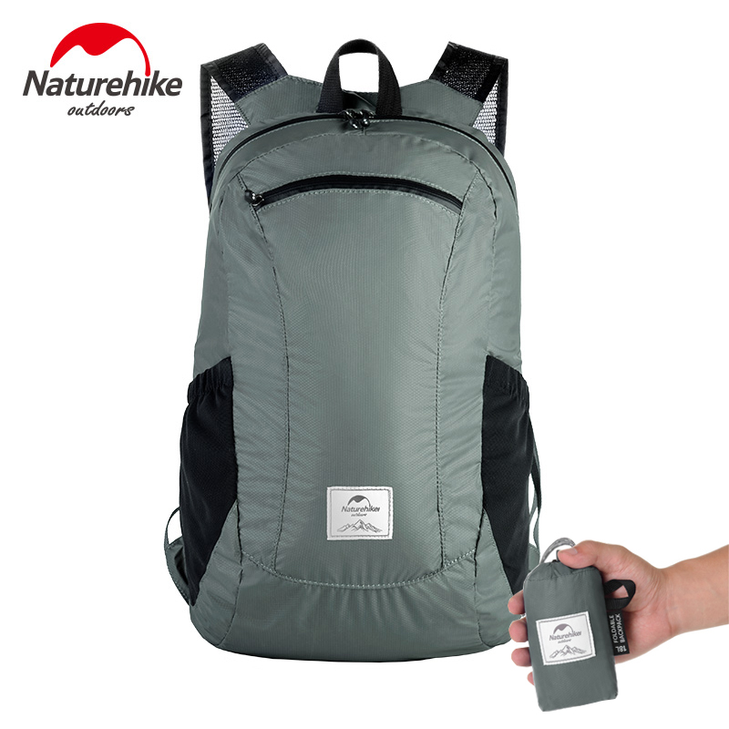 Naturehike Compact Backpack Ultralight Shoulders Bag Су - Спорттық сөмкелер - фото 2