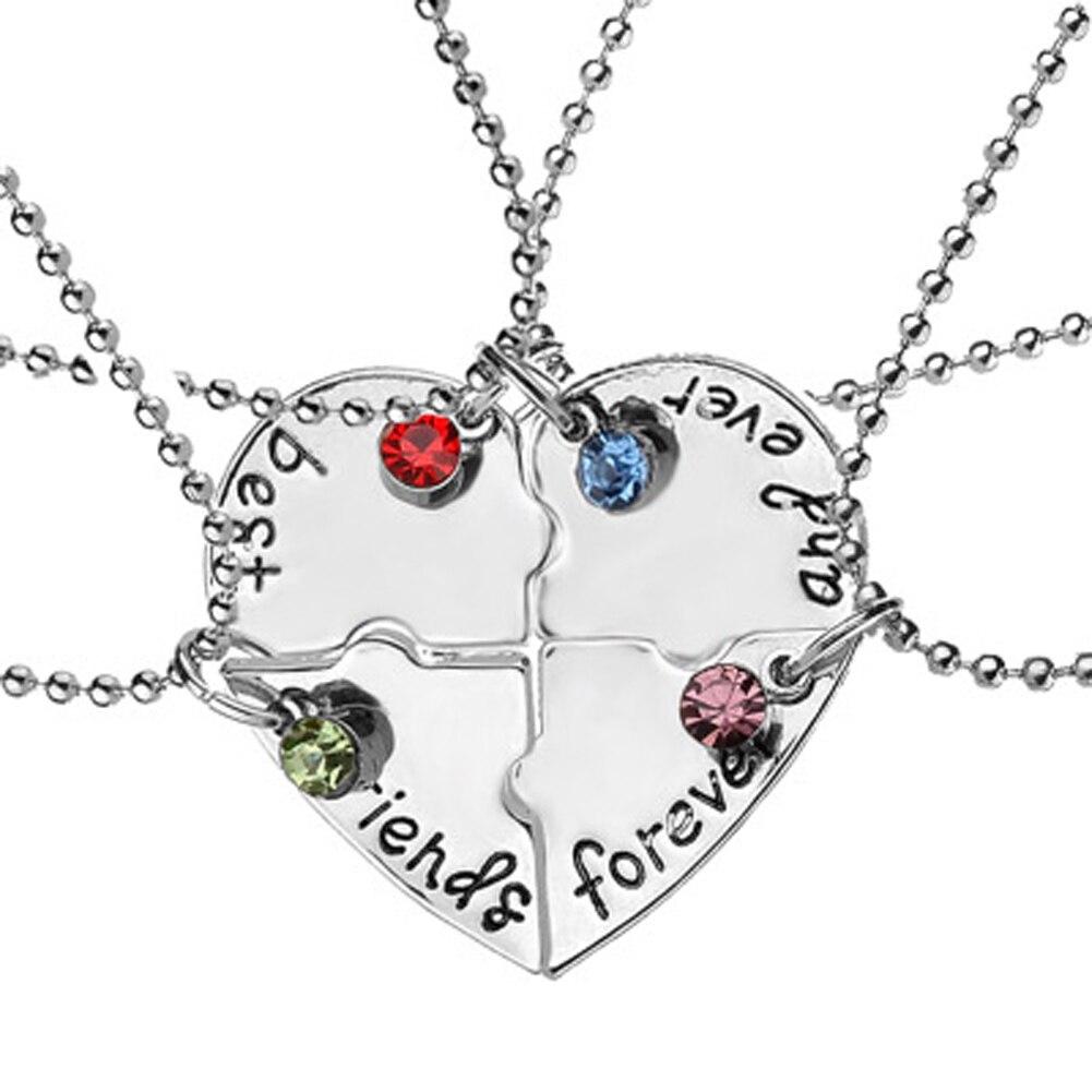 4 дружба ожерелья