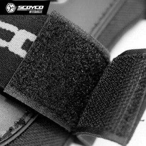 Image 4 - 오토바이 Kneepad K11 SCOYCO H11 Motocross 모터 나이트 안티 가을 승마 보호 장비 무릎 패드 PE 쉘 protetor K