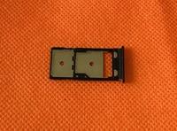 Original titular do cartão sim bandeja slot para cartão para umidigi z2 helio p23 octa núcleo frete grátis|Adaptadores de cartão SIM| |  -