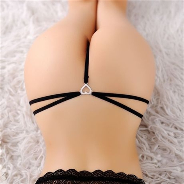 Sexy Women Cotton G String Thongs Low Waist Sexy Panties Ladies' Seamless Underwear Black Red White Skin