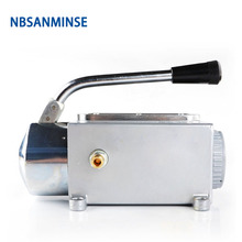 NBSANMINSE QRBS40  Manual Thin Oil Plunger Pump Lubrication Unloading and overflow functions for system