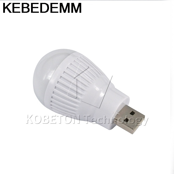 Confident Black Led Lamp Bulb Keychain Pocket Card Mini Led Night Light Portable Usb Power 5pcs High Standard In Quality And Hygiene Electronic Components & Supplies