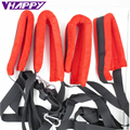10 pcs/lot Red Sex Swing With Tripod Stainless Steel Sex Swing Chair Adult Bondage Love Swing VP-A002007B