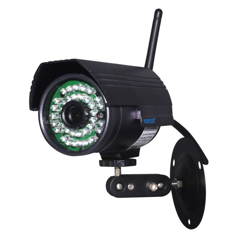 ФОТО Wanscam HW0027 Outdoor Waterproof IP Camera Hi3518E Pan/Tilt  With P2P plug&play Night Vision 20M Support ONVIF 2.1 Wifi HD App