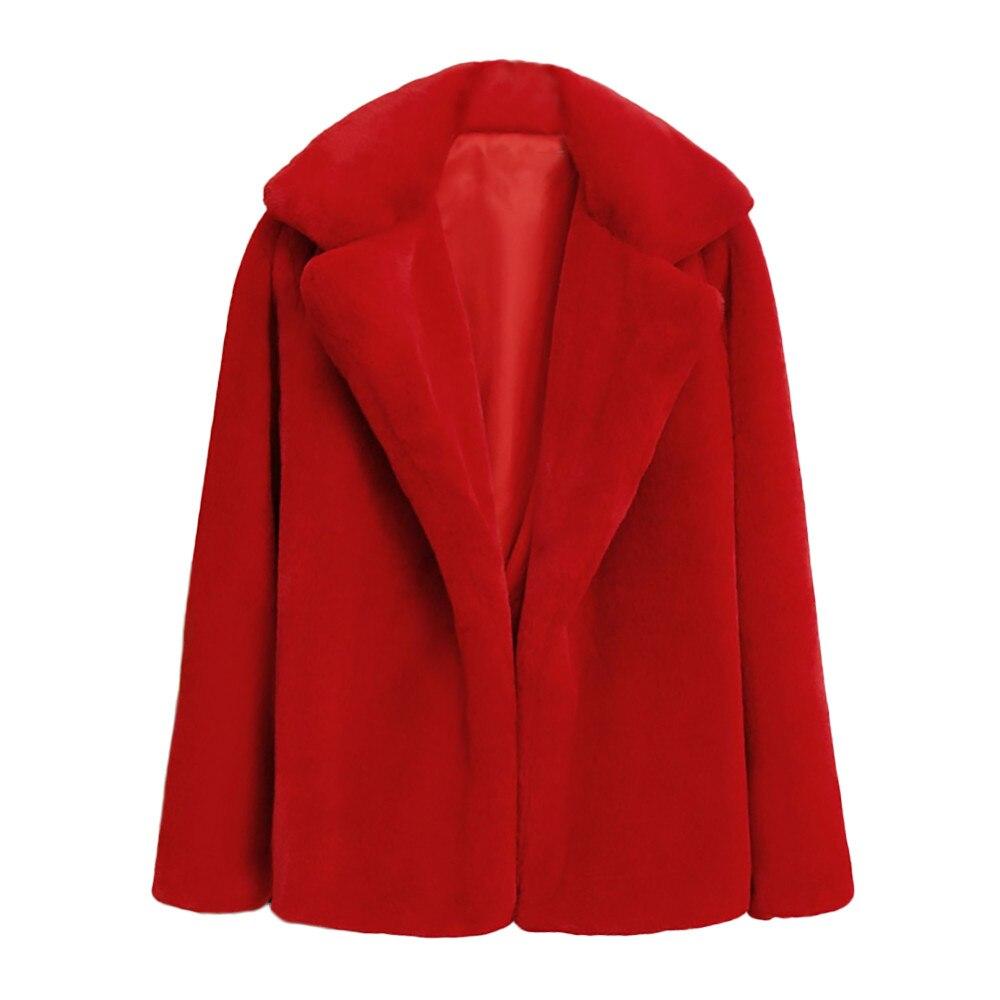Inverno Rivestimento Delle pink Outercoat Red Caldo red khaki Spessore Del Cardigan Di blue Donne Solido gray Black wine Fetitong Cappotto nwAxqfXYY
