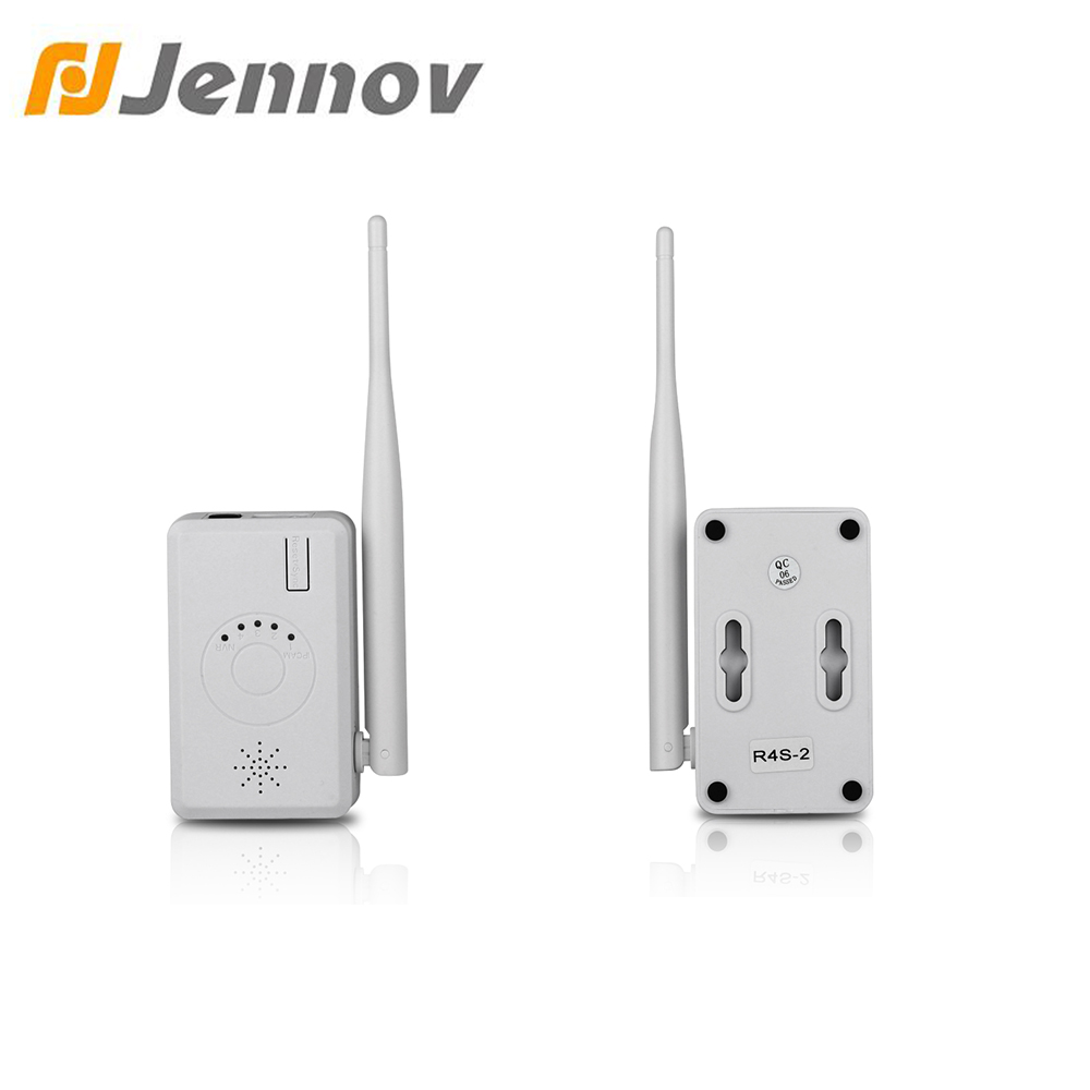 Jennov ONVIF IPC Router Extend WiFi Range 30M For Home Security Camera System Wireless Cameras Wifi Signal Booster 2.4G Wifi