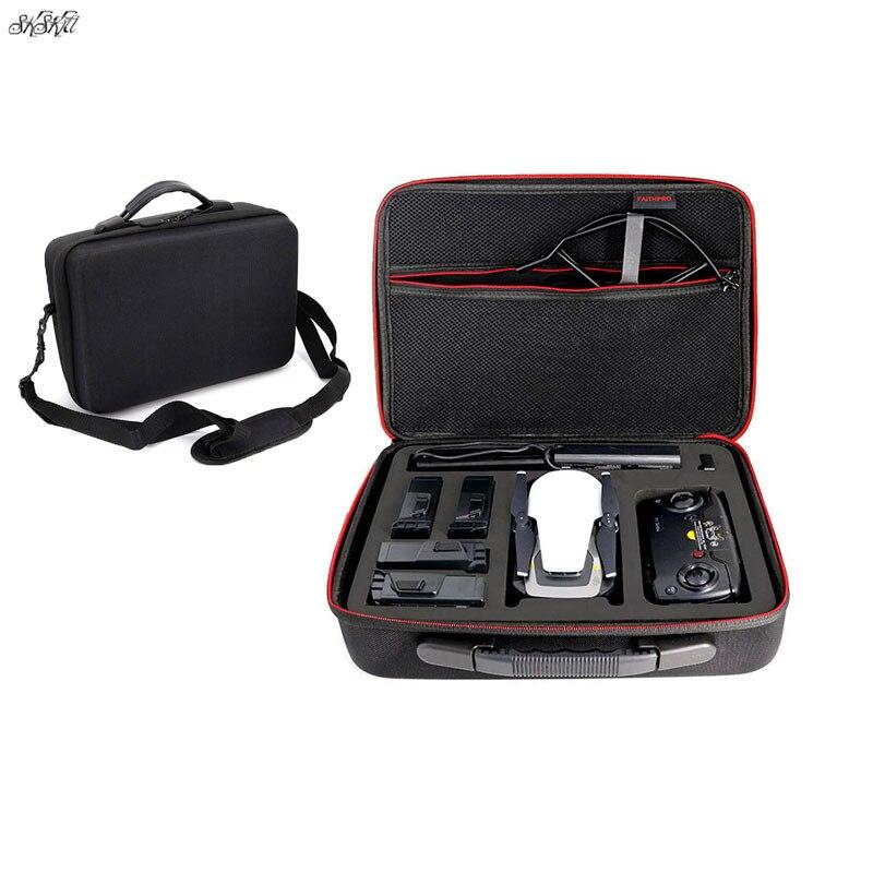 Tragbare Verbesserte version drone Lagerung tasche mavic air Handtasche Einzelnen Schulter Tasche Tasche für DJI mavic Luft Drone Zugriffs