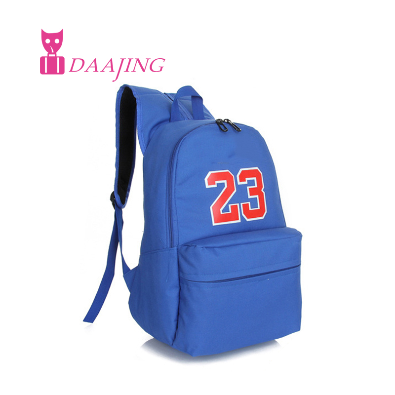 d3ab1141d9557f Free shipping JORDAN backpack Student bags for sport eastpack school bag  for women rucksack or men s backpacks for teenage girls-in Backpacks from  Luggage ...