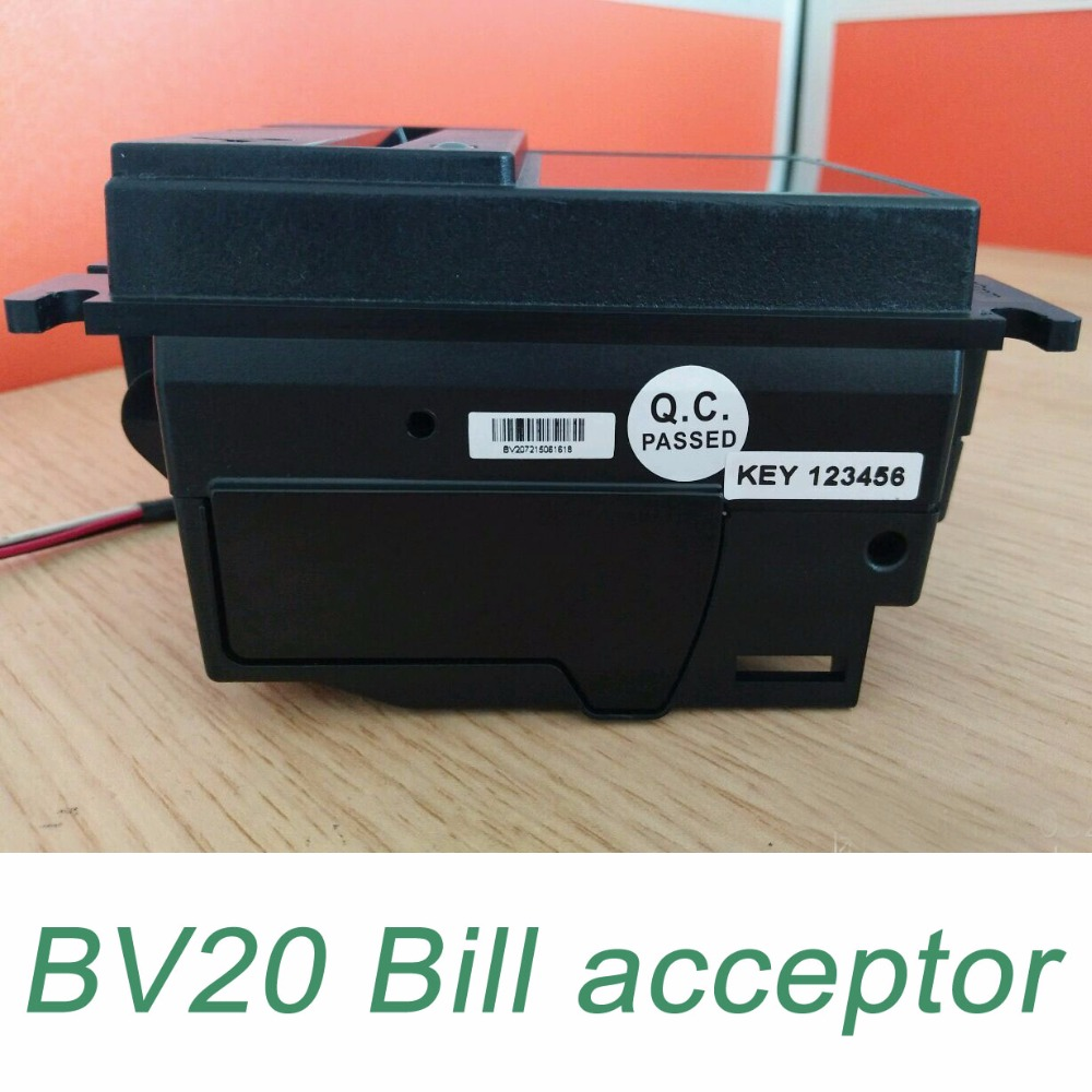 72mm version BV20 bill acceptor Technical data / BV20 Bill Acceptor/ Bill Validator SSP interface-in Coin Operated Games from Sports & Entertainment    1