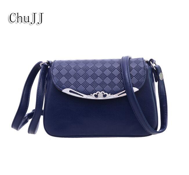 Hot Sale PU Leather Handbags Casual Cover Shoulder CrossBody Bags Ladies Fashion Messenger Bag Women Bags