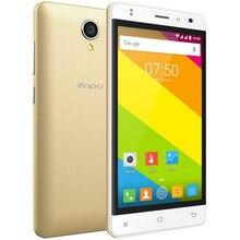 """Hero zopo с2 3 г мобильный телефон 5.0 """"hd смартфон android 6.0 mtk6580 quad core мобильного телефона 1 ГБ + 8 ГБ 5mp 2100 мАч мобильного телефона"""