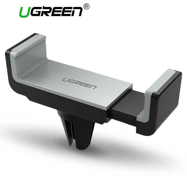 Ugreen Car Holder for iphone Samsung Air Vent Mount Holder 360 Adjustable Car Phone Holder Mobile Phone Stand for iPhone 6 5 5s