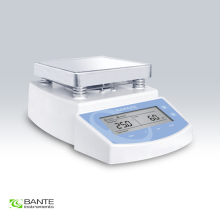 Подлинный бренд BANTE нагревательная грелка магнитная мешалка на выбор время перемешивания максимальный нагрев 300 Цельсия высокая производительность