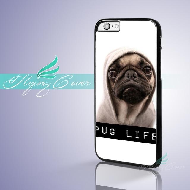pug life iphone 6 case