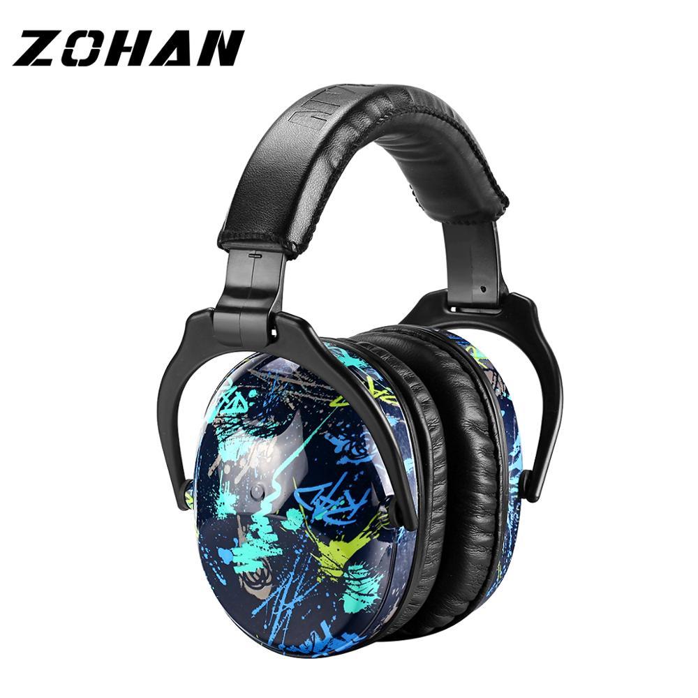 ZOHAN enfants oreille Protection sécurité cache-oreilles NRR 22dB réduction du bruit oreille défenseurs meilleurs protecteurs auditifs pour les nourrissons enfants garçons