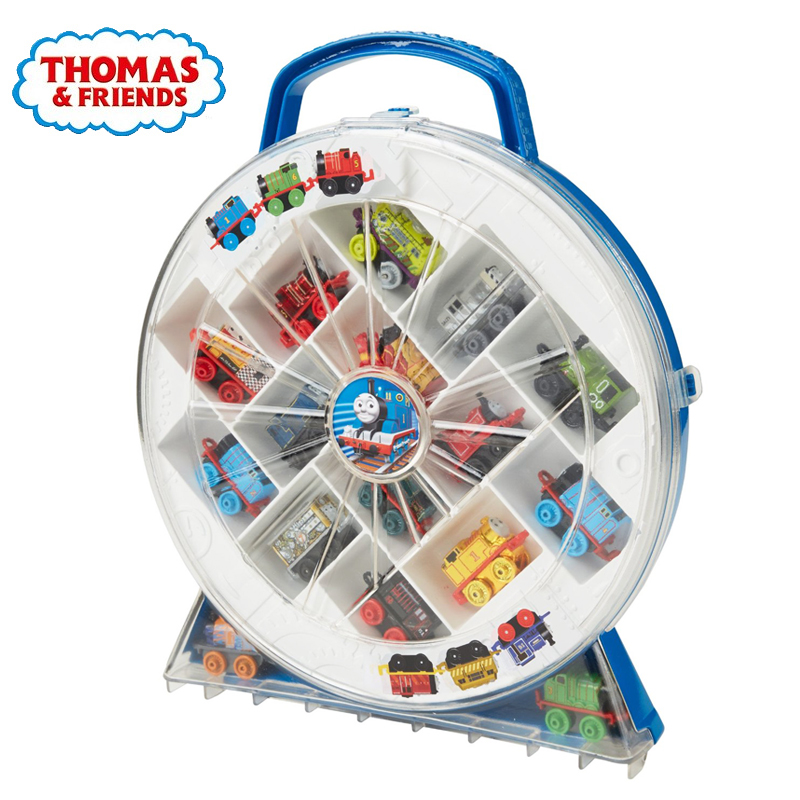 Original Thomas and Friends storage box models Train Toys Educational Truck Toys Best Boy Juguetes Gift Hold 14 Train CHL94-in Diecasts u0026 Toy Vehicles from ...  sc 1 st  AliExpress.com & Original Thomas and Friends storage box models Train Toys ...