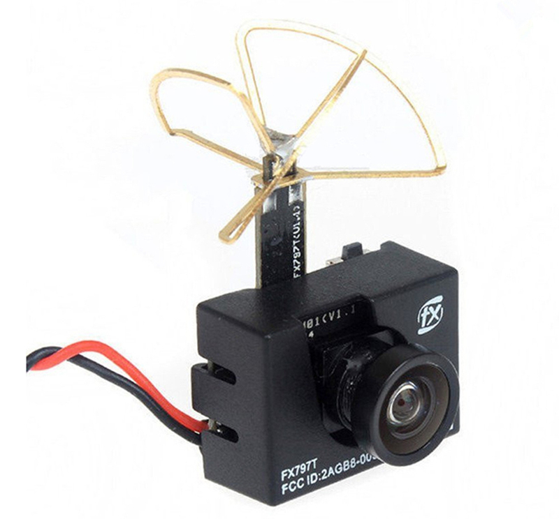 2.5 5V FPV Camera TX Camera Combo Light 600TVL NTSC Mini FPV Cam 120 Degree w/ 5.8G 40CH 25mW VTX RHCP Antenna