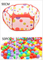 Outdoor Fun & Tent Kids Play Game House Tent Pool Children Ocean Ball Pool 90cm*51cm*38cm + many ocean ball free shipping WYQ