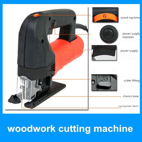 Free shipping high-power Boutique Jigsaw desk type fretsaw miniature electric saw woodworking table saw free shipping electric chain saw timber carpentry high power electric chain saws wood