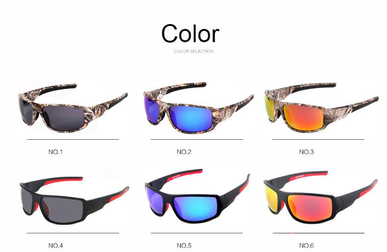 HTB1jjeSJFXXXXbwXVXXq6xXFXXXi - OUTSUN 2018 Polarized Sunglasses Men Women Sport fishing Driving Sun glasses Brand Designer Camouflage Frame De Sol