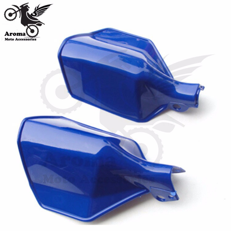 տաք վաճառք Scooter Falling Protection Motorbike Hand Guard Blue blue motor Handguard for KTM ATV Dirtbike Pitbike motorcycle handguards